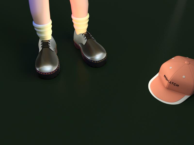3D Practice – Mismatch