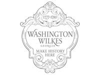 Washington-Wilkes (Georgia) Development Authority Logo