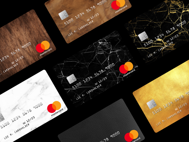 Luxury Credit Cards card visa finance bank design luxury bitcoin online payment master card credit card