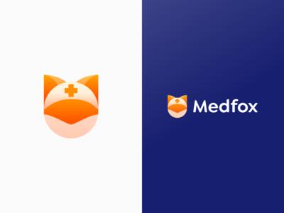 🦊 Medfox - Logo & App Icon
