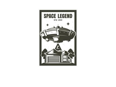 space legend online animation flat cartoon web icon concept design vector illustration