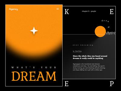 The story of color ( ORANGE ) user interface ui 2021 color the story of color orange the story of color orange juice agency website web deisgn agency website concept gura nicholson typography typography art oranges orange