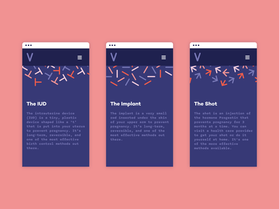 #knowyouroptions illustration feminism branding agency health sex female health birth control information design web deisgn branding