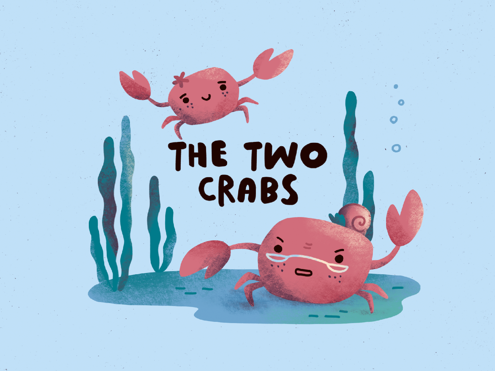 The two Crabs cover