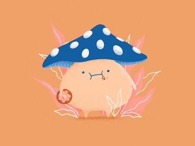 Greg the Mushroom