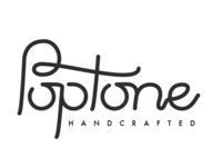 Poptone Logo