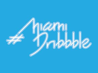 Miami Dribbble miami dribbble miamidribbble dribbble meetup miami