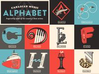 Canadianmusicalphabet poster