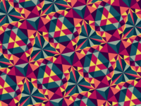 Kaleidoscope Pattern