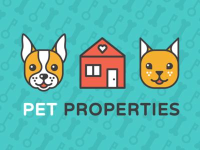 Pet Properties Logo