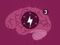 Powering the brain