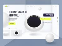 Jebor - Home Assistant Website