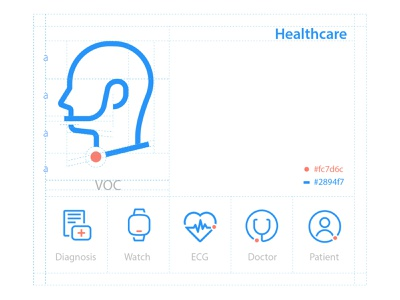 Healthcare icon set artwork minimalism simplicity branding logo pictogram illustration meanimize icon healthcare graphic