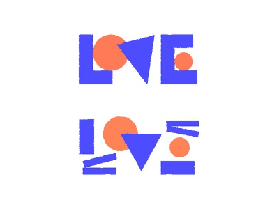 Half Love vector minimalism simplicity branding pictogram illustration meanimize graphic logoinspiration typography visualidentity love