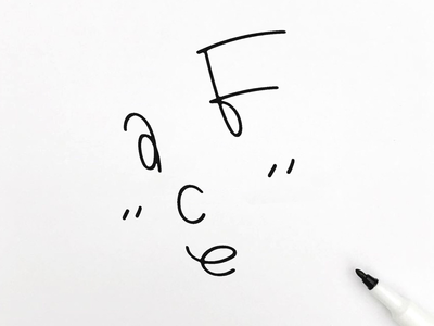 Face drawing with Face