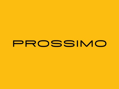 Prossimo wide racing formula 1 lettering automobile car auto type stretched extended light regular bold font typeface