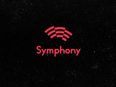 Symphony Branding music ui wireless speaker smartphone symphony