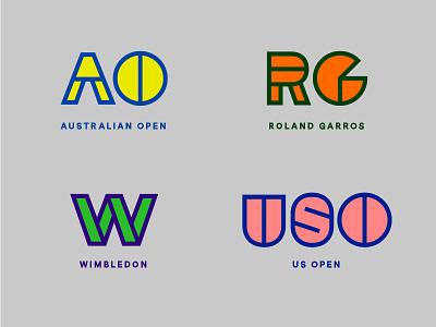 Tennis Grandslams usopenseries ausopen grandslam usopen wimbledon rolandgarros australianopen tennis