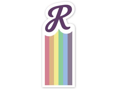 RainbowMeNot rainbow pride retailmenot