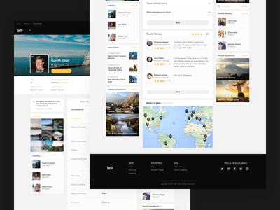 TWIP - user profile
