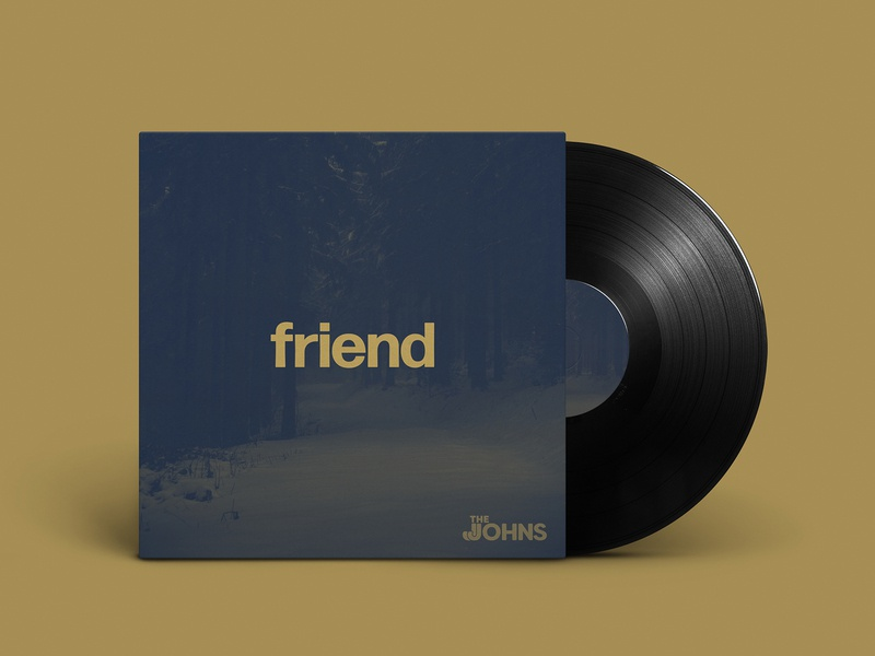 The Jjohns Friend Single Artwork