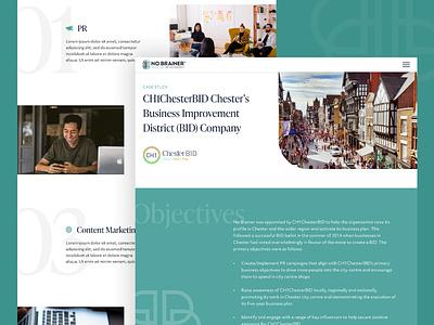 Case Study design layout app typography serif agency website agency marketing website web brand design ux ui illustration