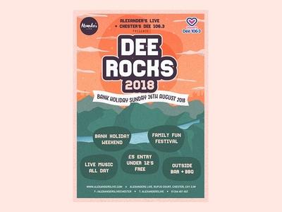 Dee Rocks 2018