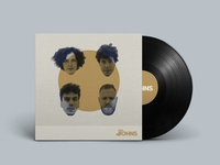 The Jjohns EP cover artwork
