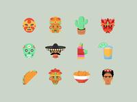 Mexicana avatars