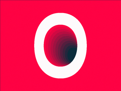Zero by Marta via dribbble