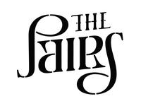 The Pairs - Wordmark design
