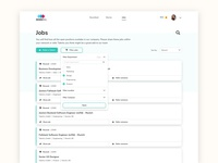 Talentry Jobs page