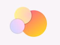 Colour Circles Design