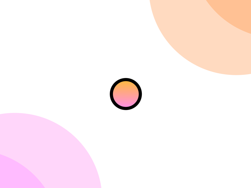 Sunset in a Dot