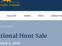 Hunt Sale