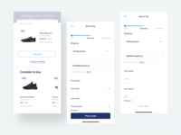 Visual exploration added to cart cart checkout