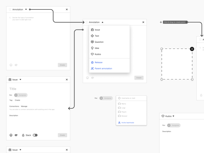 UX Elements wireframes guides elements ui