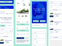 Mobile - Shoe Creator