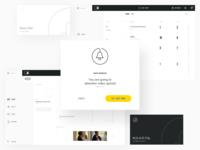 Music.com - Dashboard