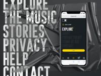 Music.com - Mobile