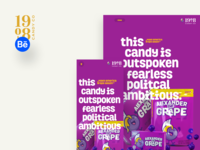 1908 - Candy.co (Behance preview)