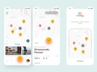 Adventure app - My map