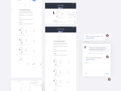 Mimeeq - Quote (Preview&Sharing)