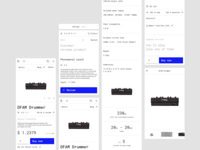 Skylark - Product (Mobile)