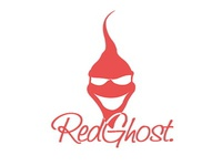 RedGhost logotype concept