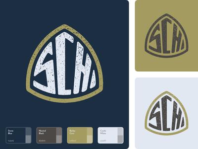 Personal Logo Concept – Color Palette