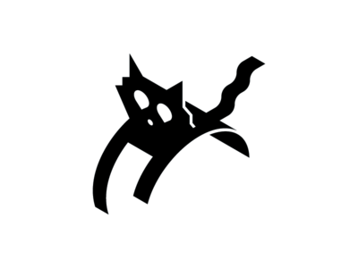 Leaping Cat Logo