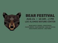 Bear Festival 2019