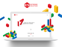 Extreme Solution - Website