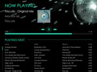 Daily UI 009 music player daily ui 009 music